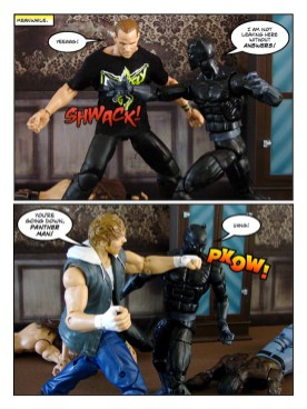 Daredevil - The Wakanda Conspiracy - page 19