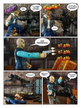Daredevil - The Wakanda Conspiracy - page 20