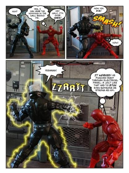 Daredevil - The Wakanda Conspiracy - page 24