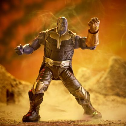 Hasbro Marvel Legends Avengers Infinity War wave 1 - Thanos