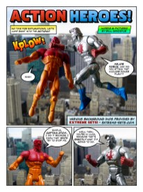 Justice League - Action Heroes - page 02
