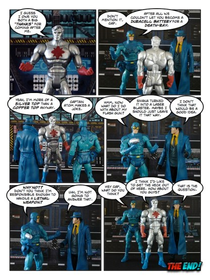 Justice League - Action Heroes - page 27