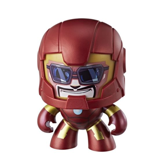 MARVEL MIGHTY MUGGS Figure Assortment - Iron Man (1)