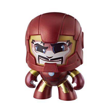MARVEL MIGHTY MUGGS Figure Assortment - Iron Man (2)