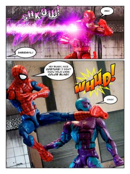 Daredevil - King's Ransom - page 26
