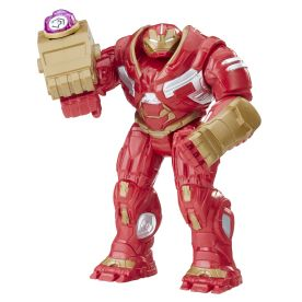 MARVEL AVENGERS INFINITY WAR 6-INCH DELUXE Figure Assortment (Hulkbuster) - oop