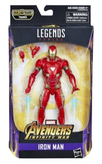 MARVEL AVENGERS INFINITY WAR LEGENDS SERIES 6-INCH Figure Assortment (Iron Man) - in pkg