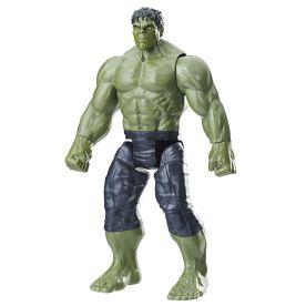 MARVEL AVENGERS INFINITY WAR TITAN HERO 12-INCH DELUXE Figures (Hulk) - oop