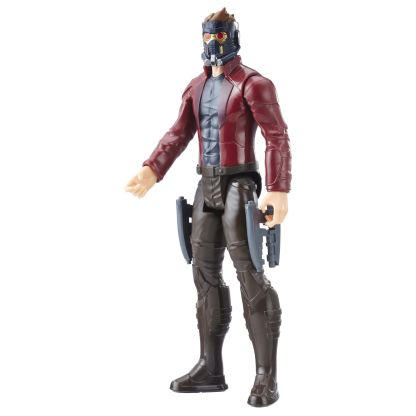 MARVEL AVENGERS INFINITY WAR TITAN HERO 12-INCH Figures (Star-Lord) - oop