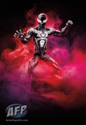 2019 MARVEL SPIDER-MAN LEGENDS SERIES WAVE 1 Figure (Symbiote Spider-Man)
