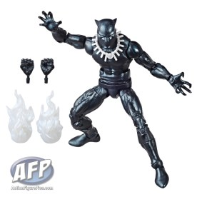 MARVEL VINTAGE WAVE 2 Figure (Black Panther) - oop
