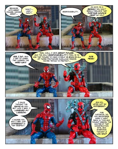 The Amazing Spider-Man (and Deadpool) - The Spider and the Merc - page 14