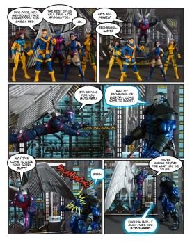 X-Men - Apocalypto - page 21