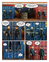 Daredevil Spider-Man - Fright Night 7 - page 11