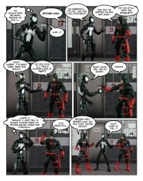 Daredevil Spider-Man - Fright Night 7 - page 23