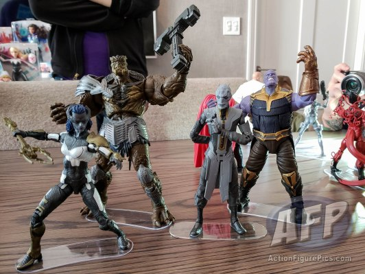 NYCC 2018 Hasbro Marvel Legends MCU Avengers Black Order (10 of 10)