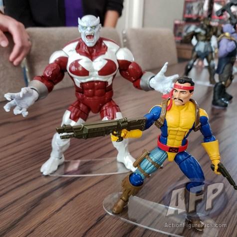 NYCC 2018 Hasbro Marvel Legends X-Men wave (1 of 5)