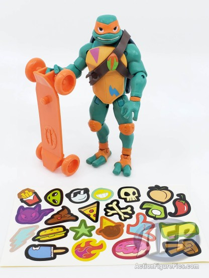 Playmates - Rise of the Teenage Mutant Ninja Turtles (23 of 36)