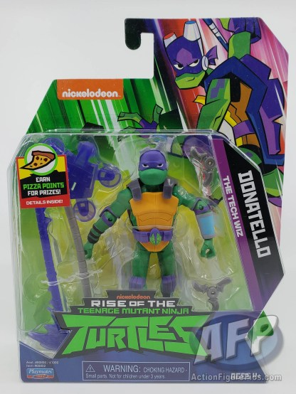 Playmates - Rise of the Teenage Mutant Ninja Turtles (6 of 36)