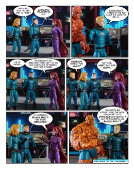 Fantastic Four - Thanksgiving Special - page 06