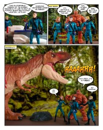 Fantastic Four - Thanksgiving Special - page 11