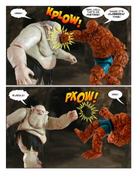 Fantastic Four - Thanksgiving Special - page 21