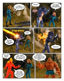 Fantastic Four - Thanksgiving Special - page 25