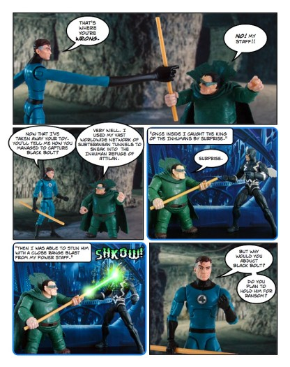Fantastic Four - Thanksgiving Special - page 27