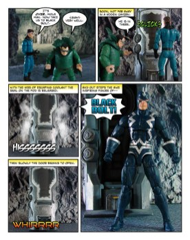 Fantastic Four - Thanksgiving Special - page 31
