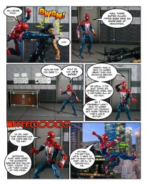 The Amazing Spider-Man - 2018 Holiday Special - page 21