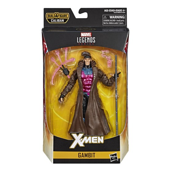 Marvel X-Men Legends Series 6-Inch Figure Assortment (Gambit) - in pck