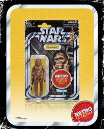 Star Wars Retro Chewbacca in pck