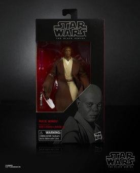 Star Wars The Black Series Mace Windu in pck