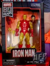 Toy Fair 2019 - Hasbro Marvel 80th Anniversary Legends - comic book (16 of 21)