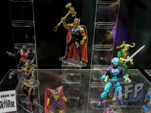 Toy Fair 2019 - Hasbro Marvel Legends Avengers wave 2 (1 of 12)