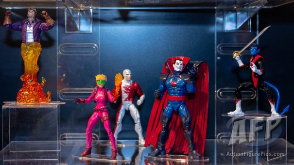 Toy Fair 2019 - Hasbro Marvel Legends X-Force wave (1 of 12)