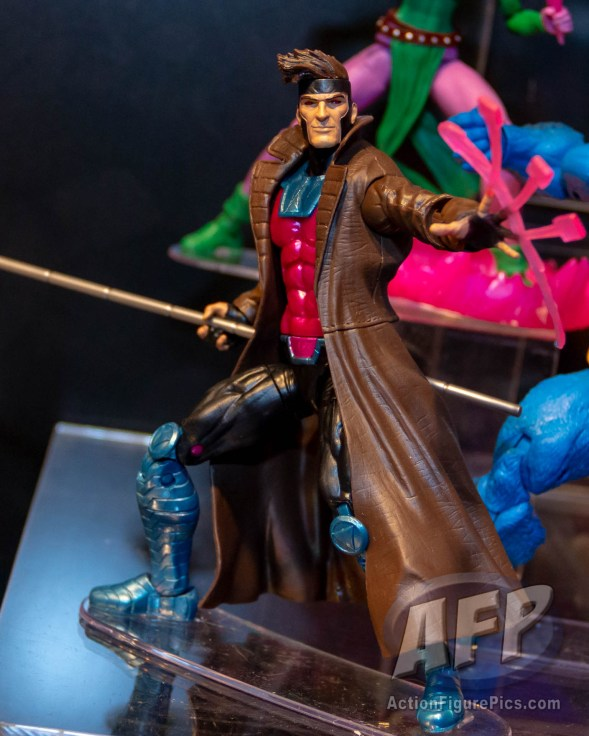 Toy Fair 2019 - Hasbro Marvel Legends X-Men Caliban wave (3 of 16)