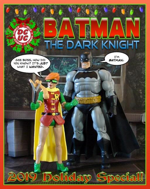 Batman – The Dark Clown Returns! – Bill's Comics