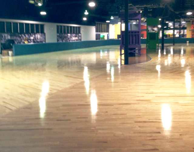 Other Facilities Gallery Solid Wood Sports Flooring