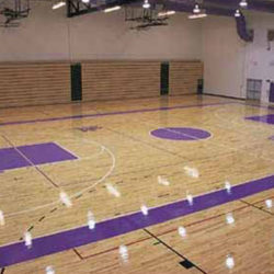 Maple Wood  Synthetic Sports Flooring  Action Floor Systems