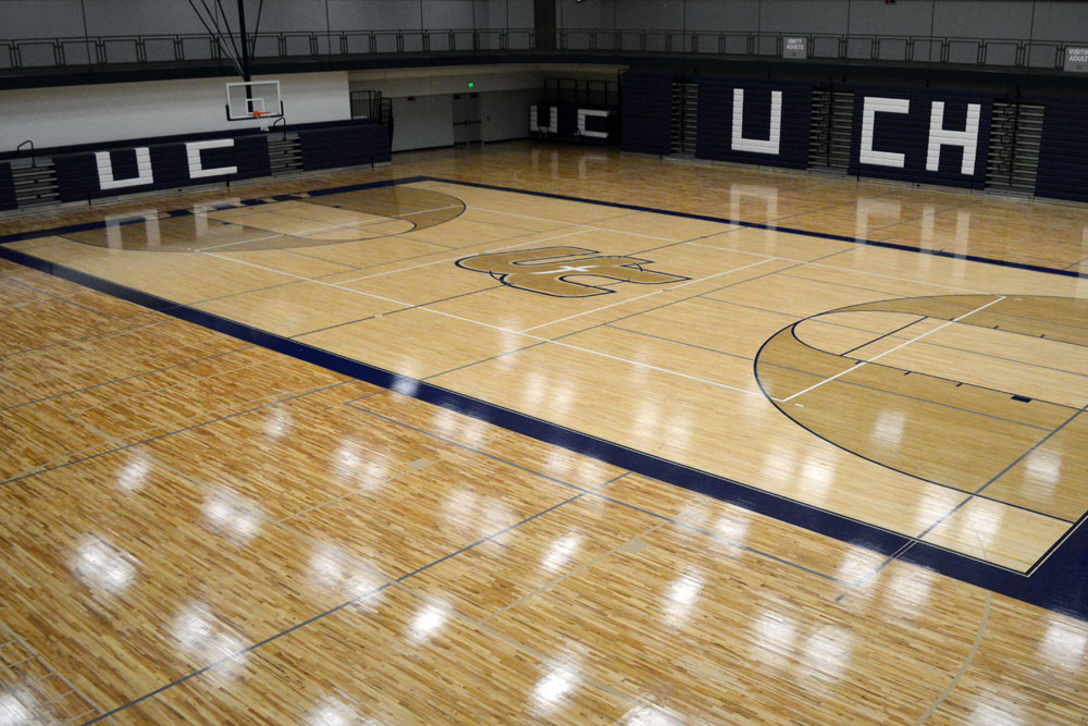 Project Profile Unity CHS Athletic Facility  Action Floors