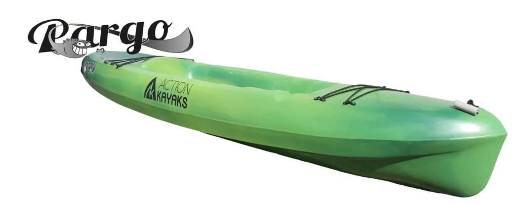 Action Kayaks Pargo- Kayak Single