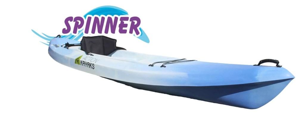 Action Kayaks Spinner- Kayak single