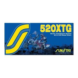 Sunstar 520 XTG Chain