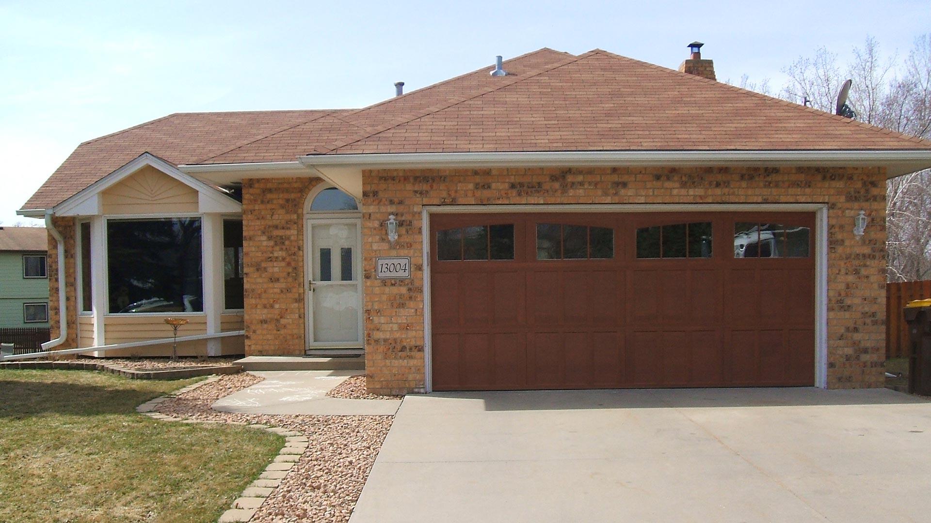 Residential 03  Action Overhead Garage Door