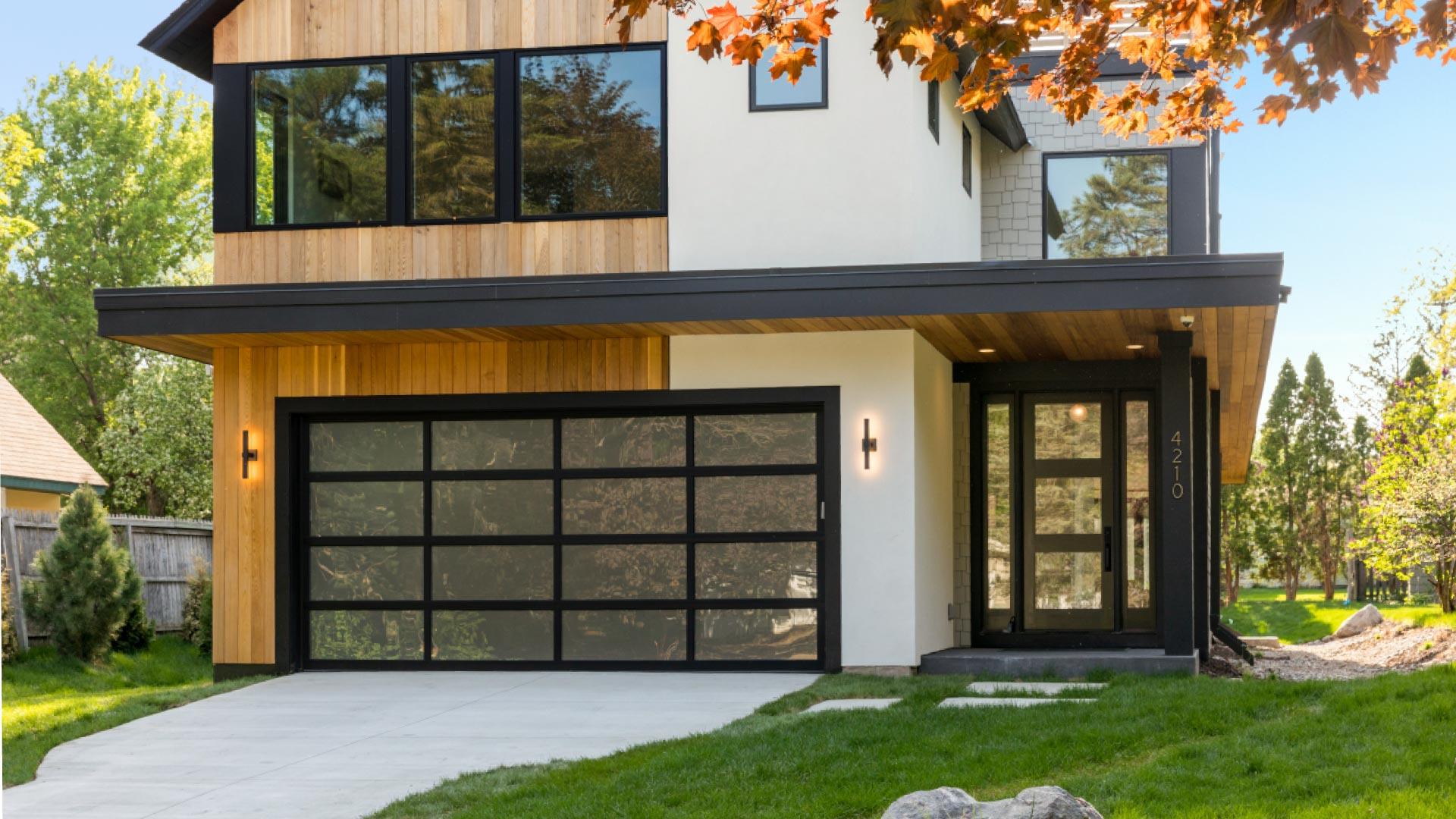Home  Action Overhead Garage Door