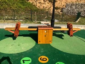 Προμήθεια – τοποθέτηση εξοπλισμού για την αναβάθμιση των παιδικών χαρών του Δήμου Μύκης