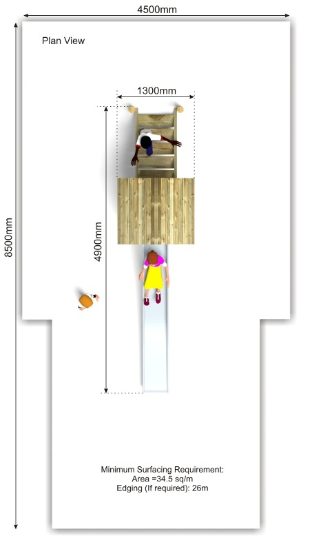 Litcham 19 Play Tower plan view