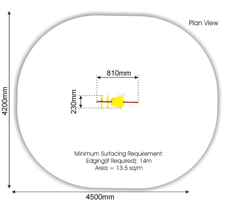 Prancer Springer plan view