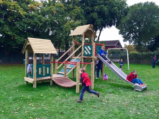 Beauchamp 5 Play Tower and Slide